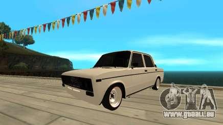 VAZ-2106 V1 pour GTA San Andreas
