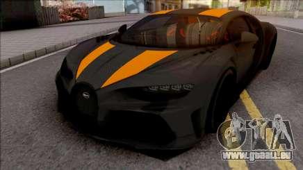 Bugatti Chiron Super Sport 300 2020 für GTA San Andreas
