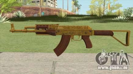 Shrewsbury Assault Rifle GTA V (Default Clip) pour GTA San Andreas
