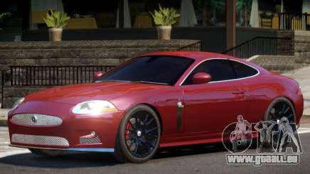 Jaguar XKR-S Tuned für GTA 4