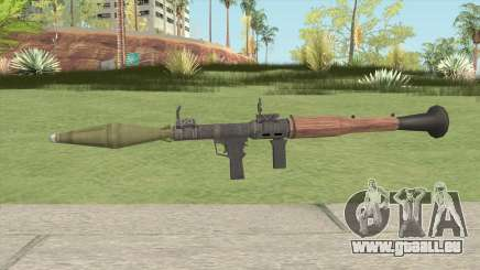 RPG-7 High Quality pour GTA San Andreas