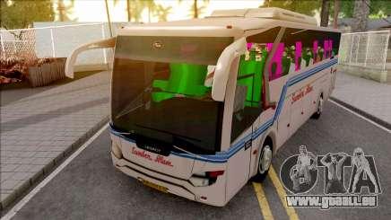 Laksana Legacy Sumber Alam Bus für GTA San Andreas