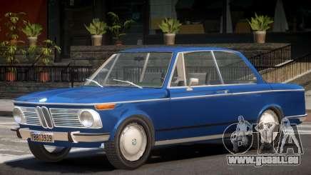 BMW 2002 pour GTA 4