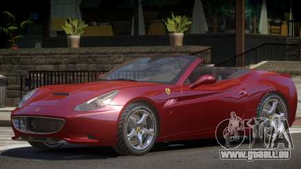 Ferrari California Roadster V1 pour GTA 4