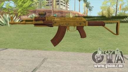 Assault Rifle GTA V Scope (Default Clip) pour GTA San Andreas