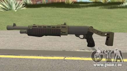 Combat Shotgun (Fortnite) für GTA San Andreas
