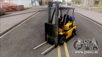 GTA V HVY Forklift IVF Style pour GTA San Andreas