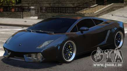 Lambo Gallardo V1.0 pour GTA 4