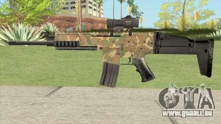 SCAR-L (Soldier Front 2) pour GTA San Andreas