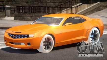 Chevrolet Camaro SS Sport pour GTA 4