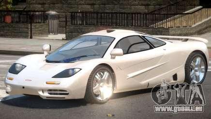 McLaren F1 Y11 pour GTA 4