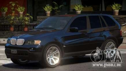 BMW X5 E53 R2 für GTA 4