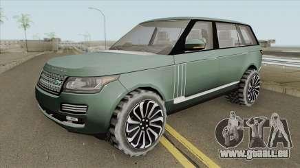 Range Rover SVAutobiography (MQ) für GTA San Andreas