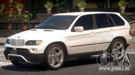 BMW X5 E53 R1 für GTA 4