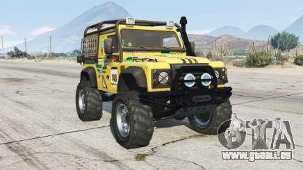 Land Rover Defender 90 pour GTA 5