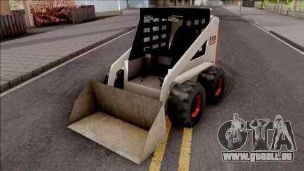 Bobcat S130 pour GTA San Andreas