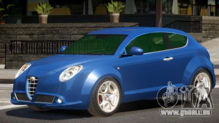 Alfa Romeo MiTo ST pour GTA 4