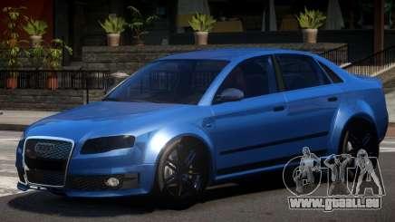Audi RS4 SS pour GTA 4