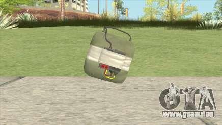 Explosives GTA IV pour GTA San Andreas