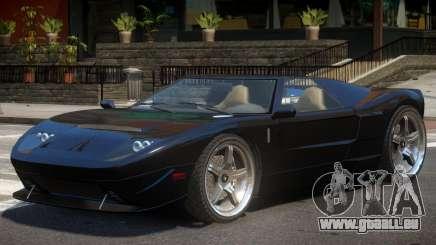 Vapid Bullet V1 pour GTA 4