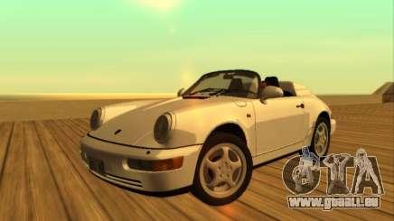 Porsche 911 Speedster Carrera 2 964 1993 pour GTA San Andreas