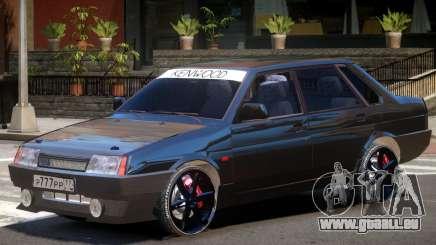 Lada Forma Tuned für GTA 4