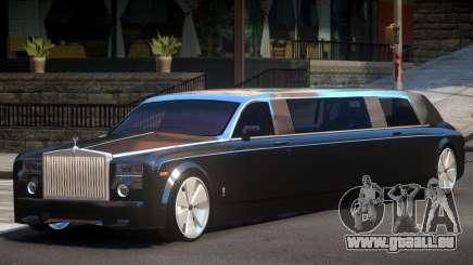 Rolls Royce Phantom Limo pour GTA 4