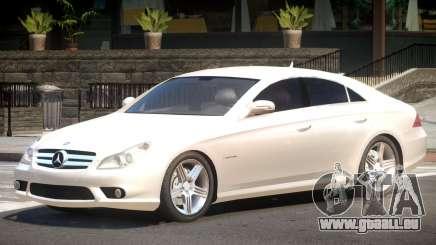Mercedes CLS 63 V1 pour GTA 4