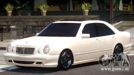 Mercedes E55 V1.0 pour GTA 4