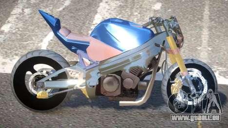Suzuki Hayabusa V1.0 pour GTA 4