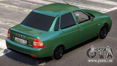 Lada Priora V1.0 pour GTA 4