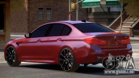 BMW M5 F90 Elite pour GTA 4
