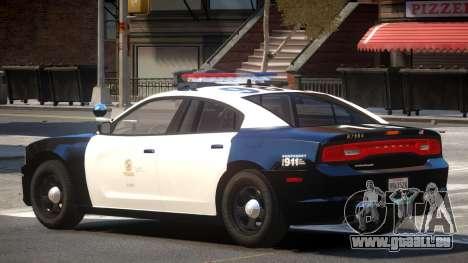 Dodge Charger Patrol V1.0 pour GTA 4