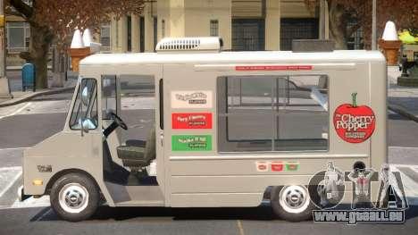 1985 Chevrolet Step Van Ice Cream pour GTA 4