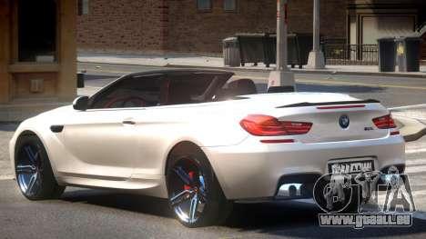 BMW M6 Cabrio V1.0 pour GTA 4
