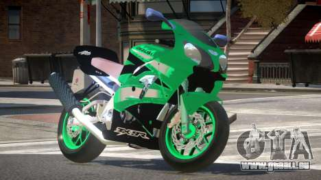 Kawasaki ZX-9R pour GTA 4