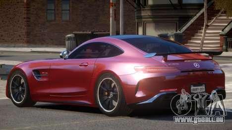 Mercedes-Benz AMG GT-R pour GTA 4
