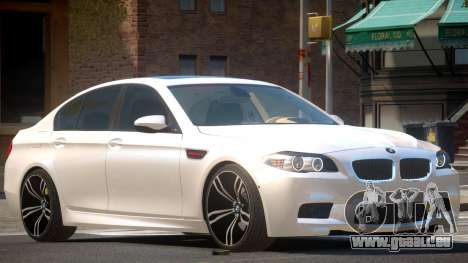 BMW M5 F10 Tuned pour GTA 4