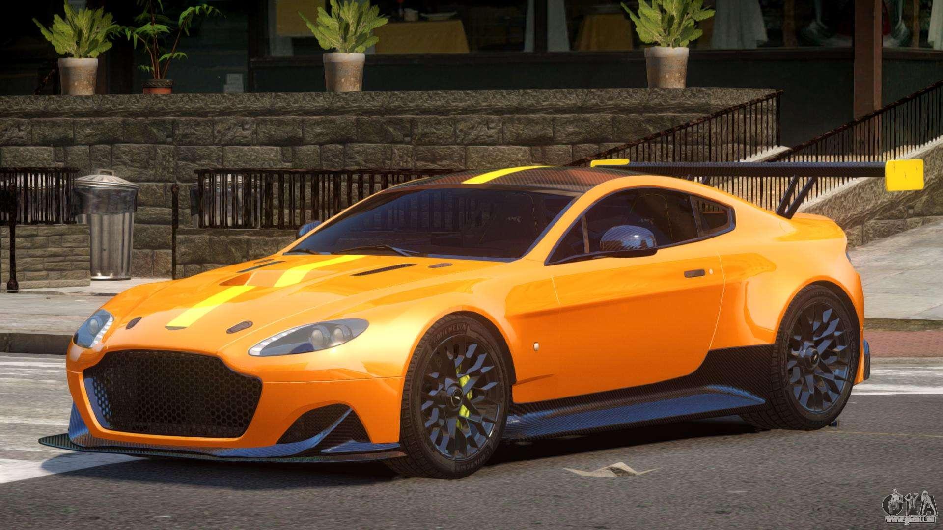 Aston Martin Vantage Gt Für Gta 4
