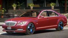 Mercedes S600 V1.1 pour GTA 4