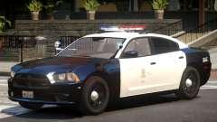 Dodge Charger Patrol V1.0 für GTA 4