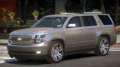 Chevrolet Tahoe Tuned