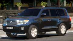 Toyota Land Cruiser 200 ST