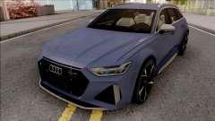 Audi RS6 C8 2020