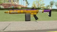 Carbine Rifle GTA V (Mamba Mentality) Base V1 pour GTA San Andreas