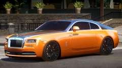 Rolls Royce Wraith Elite
