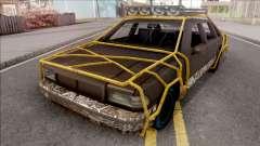 Reinforced Sedan SA Style für GTA San Andreas