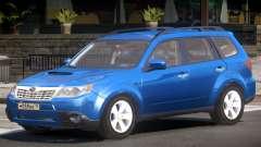 Subaru Forester Improved