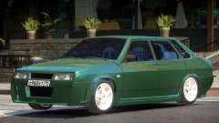 VAZ 21099 Improved für GTA 4