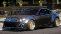 Toyota GT86 V1.1 pour GTA 4